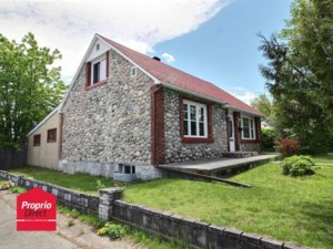 14132113 - Maison à 1 étage et demi à vendre
