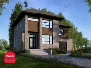 9742343 - Maison à étages à vendre