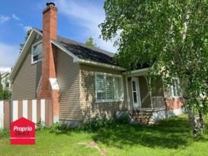 22125983 - Maison à 1 étage et demi à vendre