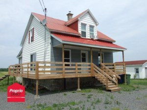 10474291 - Maison à 1 étage et demi à vendre
