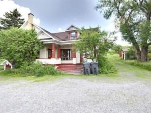 24657339 - Maison à 1 étage et demi à vendre