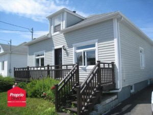 11070465 - Maison à 1 étage et demi à vendre