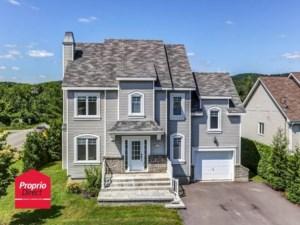 24598748 - Maison à étages à vendre