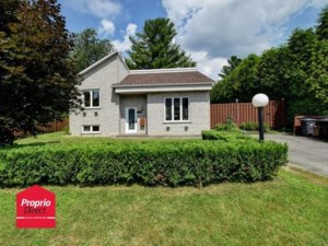 16303671 - Maison à paliers à vendre