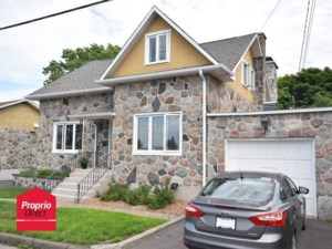 26436287 - Maison à 1 étage et demi à vendre