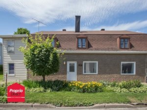 17847794 - Maison à étages à vendre