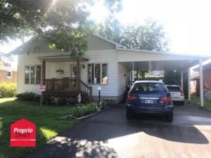 23049435 - Maison à 1 étage et demi à vendre