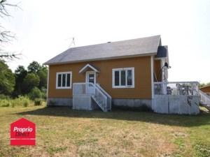 16477186 - Maison à 1 étage et demi à vendre