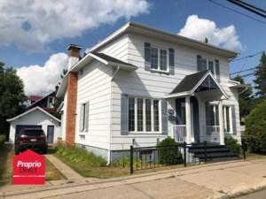 12110283 - Maison à 1 étage et demi à vendre