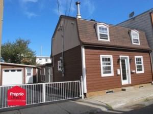 25166433 - Maison à 1 étage et demi à vendre