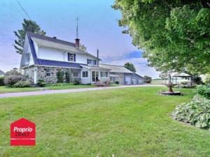 12911483 - Maison à 1 étage et demi à vendre