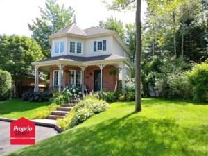 12949757 - Maison à étages à vendre
