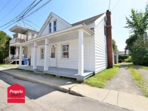27351710 - Maison à 1 étage et demi à vendre