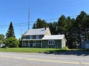 11138106 - Maison à 1 étage et demi à vendre