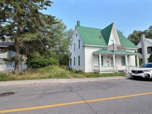 21113201 - Maison à 1 étage et demi à vendre