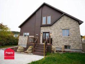 12525332 - Maison à 1 étage et demi à vendre