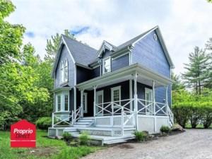 23678449 - Maison à étages à vendre