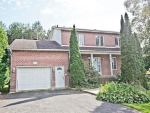 15293187 - Maison à étages à vendre