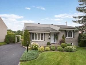 9241595 - Maison à paliers à vendre