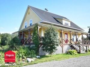 12745275 - Maison à 1 étage et demi à vendre