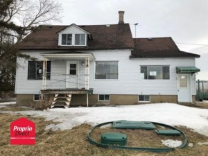 20325923 - Maison à 1 étage et demi à vendre