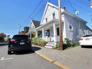 21742700 - Maison à 1 étage et demi à vendre