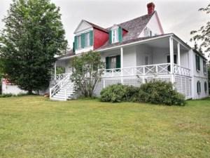 25987438 - Maison à 1 étage et demi à vendre