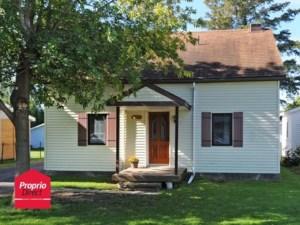 18358021 - Maison à 1 étage et demi à vendre