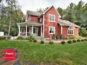 12856715 - Maison à étages à vendre