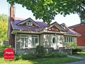 17963124 - Maison à étages à vendre