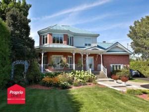 20593691 - Maison à étages à vendre