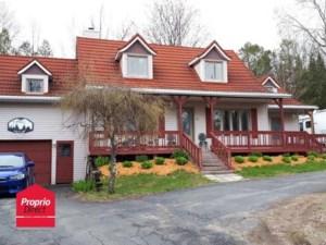 13405676 - Maison à 1 étage et demi à vendre