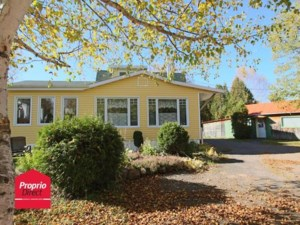 22257283 - Maison à 1 étage et demi à vendre