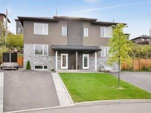 10779843 - Cottage-jumelé à vendre