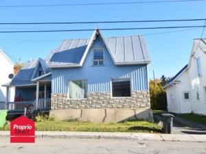 15104236 - Maison à 1 étage et demi à vendre
