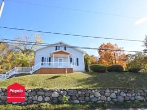 13242083 - Maison à 1 étage et demi à vendre