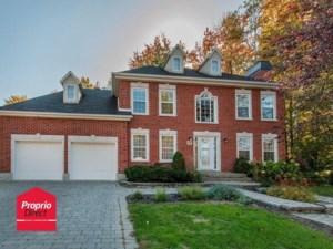 23341147 - Maison à étages à vendre