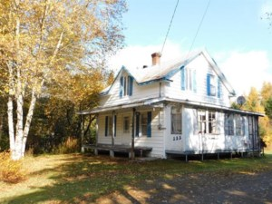 12324910 - Maison à 1 étage et demi à vendre