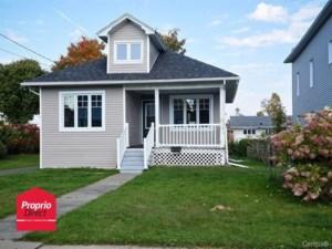 15711298 - Maison à 1 étage et demi à vendre