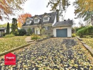 19525506 - Maison à étages à vendre