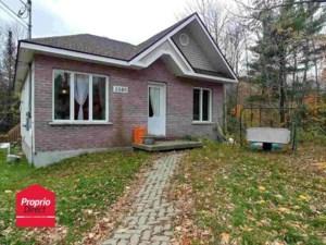 20787287 - Maison à étages à vendre