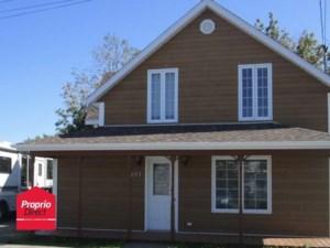 13619269 - Maison à 1 étage et demi à vendre