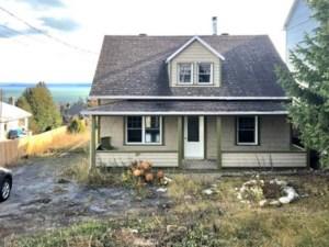 24618016 - Maison à 1 étage et demi à vendre