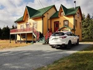 20308856 - Maison à 1 étage et demi à vendre