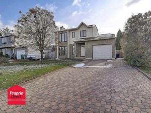 14084349 - Maison à étages à vendre