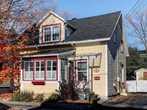 19889528 - Maison à 1 étage et demi à vendre