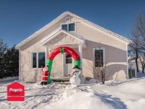 11102377 - Maison à 1 étage et demi à vendre