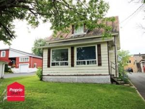 17543968 - Maison à 1 étage et demi à vendre