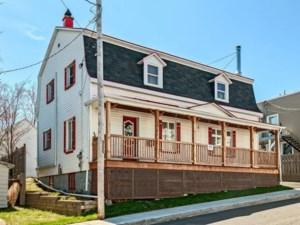 21517807 - Maison à étages à vendre