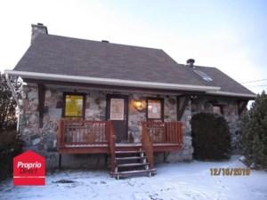 25874553 - Maison à 1 étage et demi à vendre